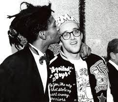 Basquiat Haring
