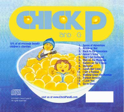Chick P and G kids Matt Sarnoff